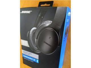Bose - QuietComfort 25 Headphones, Puerto Rico
