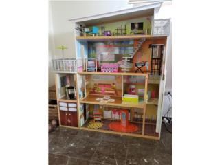 Casa de Jugar para niñas, Puerto Rico