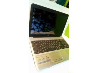 Laptop HP G60-552NR, Puerto Rico