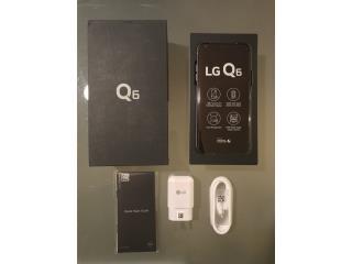 LG Q6 Factory Unlocked , Puerto Rico