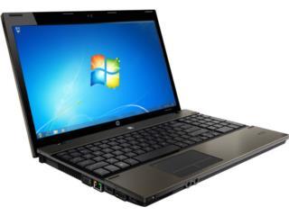 Laptop HP ProBook, Puerto Rico