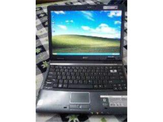 Laptop Acer Extensa, Puerto Rico