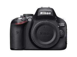 Nikon D5100 Body, Puerto Rico