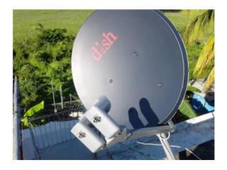 3 antenas dish pro, Puerto Rico