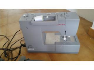 Máquina de coser ,nueva, Puerto Rico