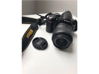 Nikon D3000 , Puerto Rico