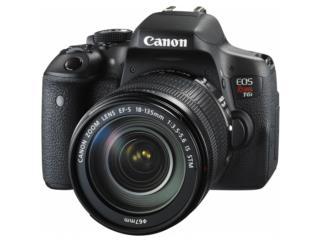 Canon T6i , Puerto Rico