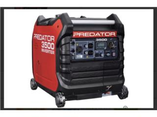 Planta Eléctrica Predator Inverter 3500 watts, Puerto Rico