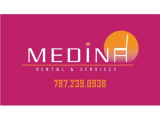Medina Rental, Puerto Rico