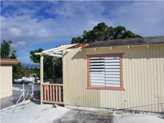 Casa Madera- Relocalizar u otro proposito, Puerto Rico