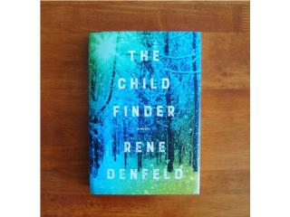 The Child Finder by Rene Denfeld (English), Puerto Rico