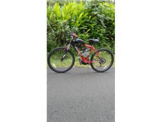 Bicicleta motorizada, Puerto Rico