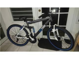 Bicicleta Kent, Puerto Rico