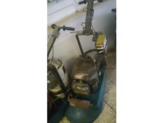 Maquina de pulir piso gas propano, Puerto Rico