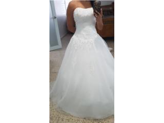 Traje de novia Nuevo De Davids Bridal , Puerto Rico