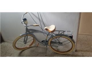 Se vende bicicleta antigua, Puerto Rico