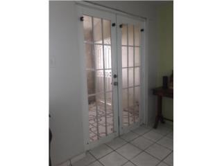 Puerta francesa doble 60 x 85, Puerto Rico
