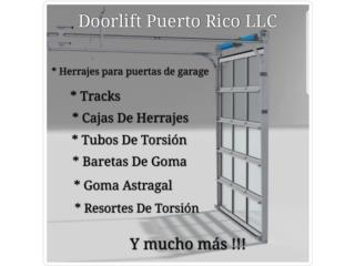 Herrajes Para Puertas De Garaje, Puerto Rico