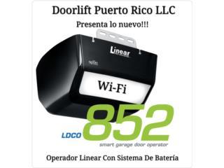Operador Linear LDCO852, Puerto Rico