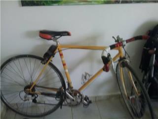 Bicicleta, Puerto Rico