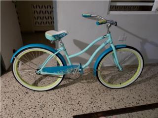 Bicicleta nueva, Puerto Rico