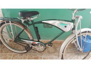 Bicicleta replica Schwinn, Puerto Rico