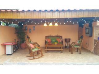 Juego de muebles para patio, Puerto Rico