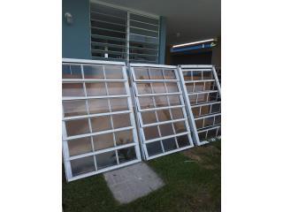 Ventanas Francesas, Puerto Rico