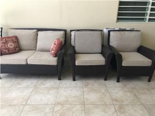 Muebles de patio en buen estado, Puerto Rico