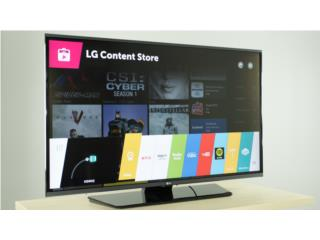 LG Smart TV, Puerto Rico