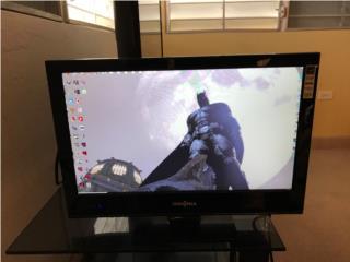 Insignia LCD de 19' pulgadas 720p $80, Puerto Rico