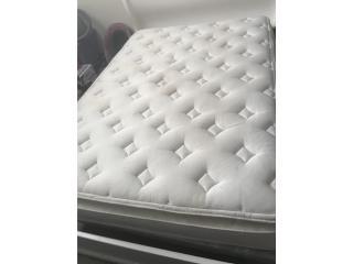 cama FULL con mattress, Puerto Rico