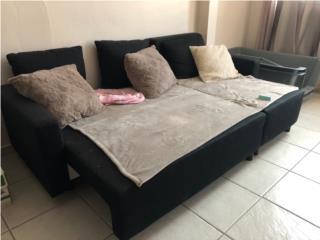 Sofa (cama) en forma de L de IKEAEN 375, Puerto Rico