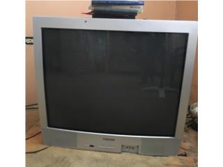 TV TOSHIBA, Puerto Rico
