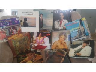 6 cajas de discos de toda musica 200 omo, Puerto Rico