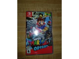 Super Mario Odyssey, Puerto Rico