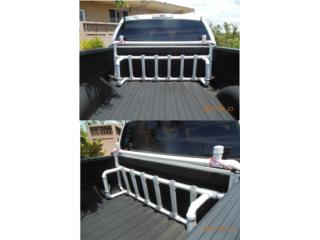 Fishing rod rack for 2012 F150, Puerto Rico
