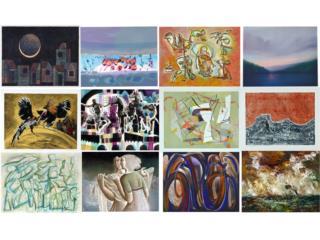 Arte, artistas reconocidos, Puerto Rico