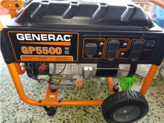 Generac 6875 a 5500, Puerto Rico