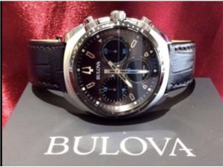 Reloj Bulova Curv Nuevo, Puerto Rico