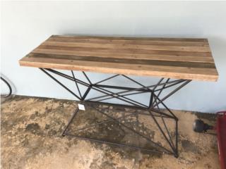 Mesa moderna, Puerto Rico