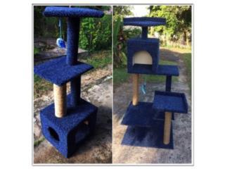Mueble para gato bello!, Puerto Rico