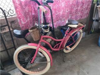 Bicicleta Panamá Jack, Puerto Rico