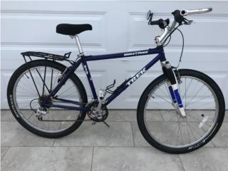Bicicleta Trek 930 , Puerto Rico