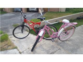 Bicicleta original de Coca Cola y Schwin, Puerto Rico