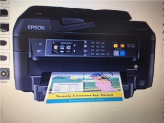 Se vende Impresora EPSON WF - 2760 Nueva, Puerto Rico