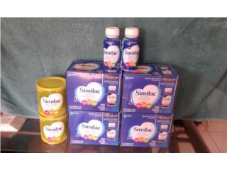 leche para bb, Puerto Rico