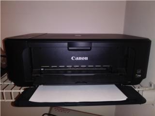 Impresora canon, Puerto Rico