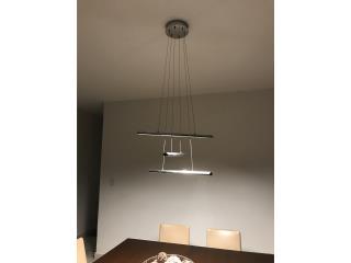 Lámpara de techo $150, poco uso, Puerto Rico