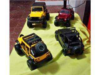 Coleccion Jeep, Puerto Rico